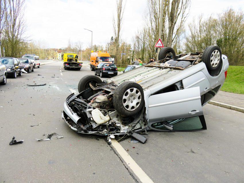 accident de voiture en france