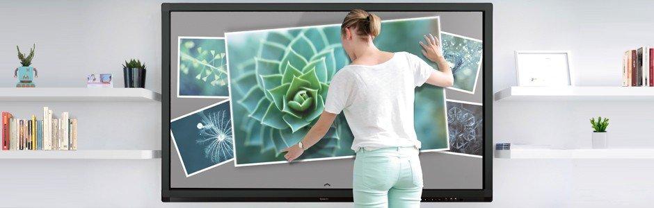ecran interactif géant pour auto ecole
