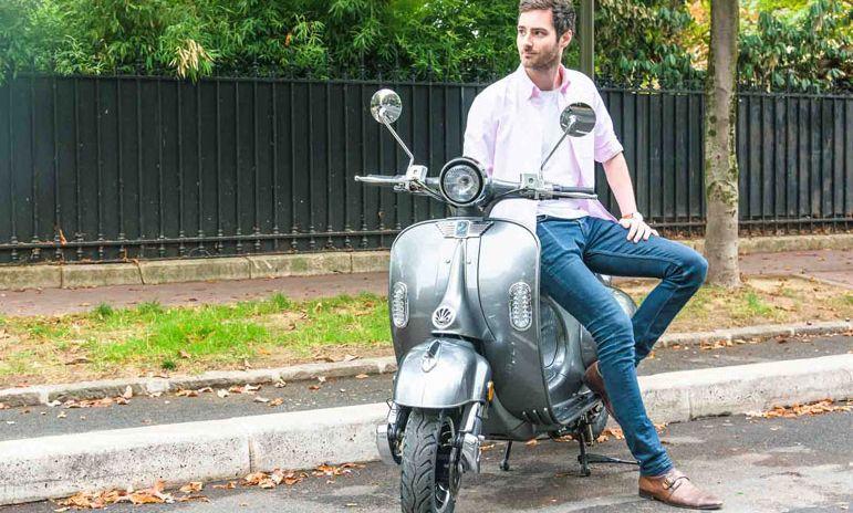 vente scooter electrique adulte